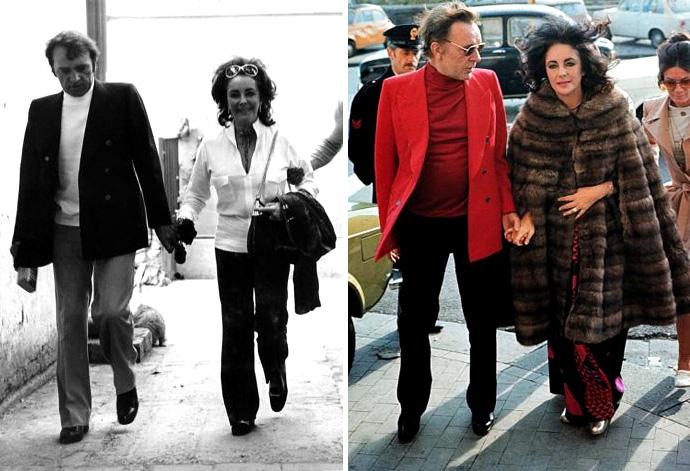 Культовые пары: Элизабет Тейлор и Ричард Бартон (фото 20)