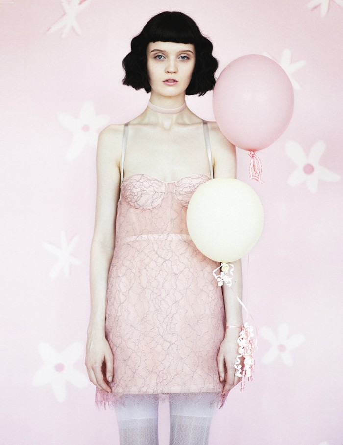 Коллекция Richard Nicoll for Topshop (фото 4)