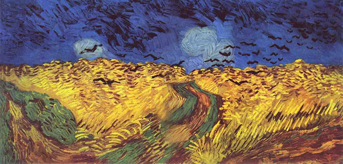 У картин Ван Гога появились 3D-репродукции (фото 1)