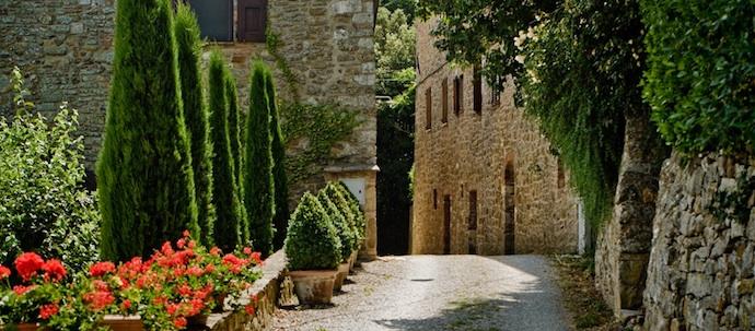 Волшебные пейзажи Тосканы