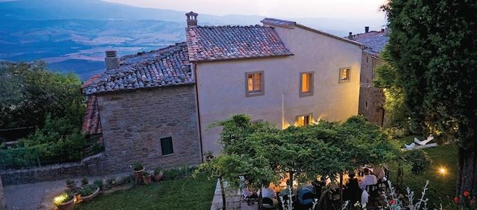 Волшебные пейзажи Тосканы (фото 4)