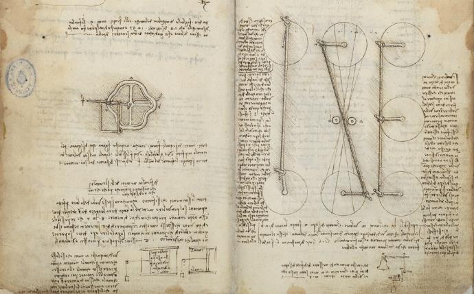 "Кодексы"" Леонардо да Винчи"