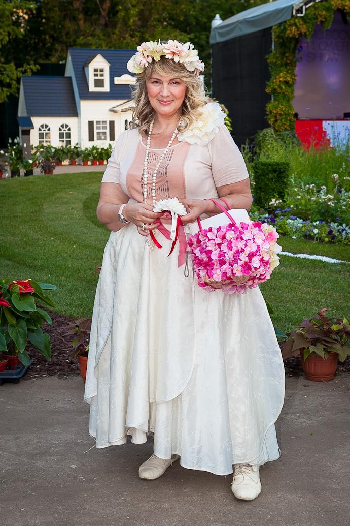 свадебное платье для детей 9 лет фото