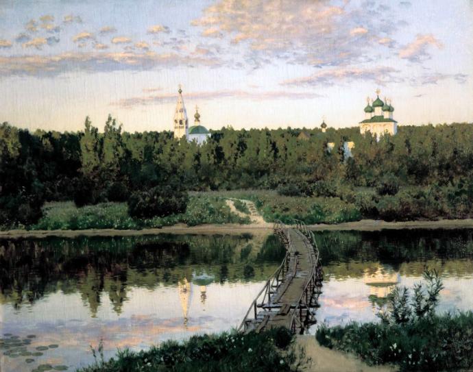 Русские художники передвижники в
