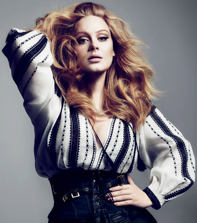 adele 0312 2 vo frnt49 200724771756 jpg 1329141344 Adele   total diva para Vogue US