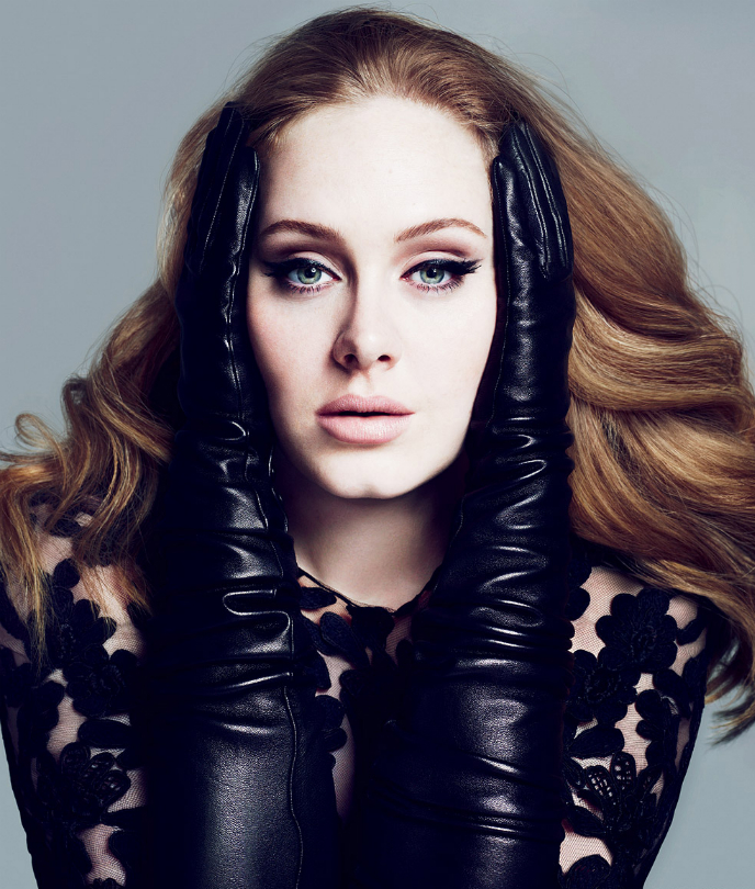 adele 0312 4 vo well43 200725714690 jpg 1329141332 Adele   total diva para Vogue US