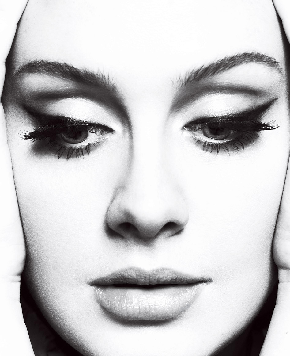 adele 0312 6 vo well29 200727636584 jpg 1329141369 Adele   total diva para Vogue US