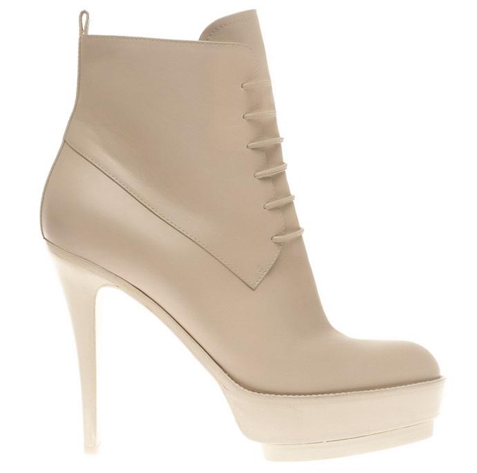 Бежевая обувь на осень buro 24 7