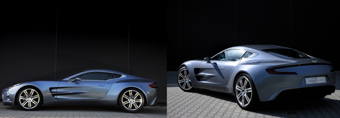 Aston Martin отмечает 100-летие бренда (фото 10)
