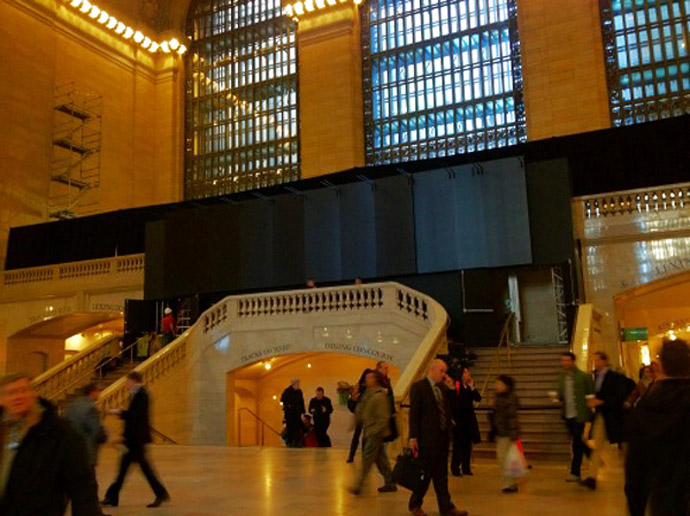 Apple Store на Grand Central Station (фото 1)