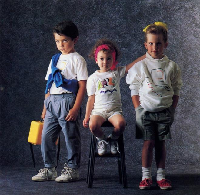 We love the 80s Boys Boys Boys Fashion
