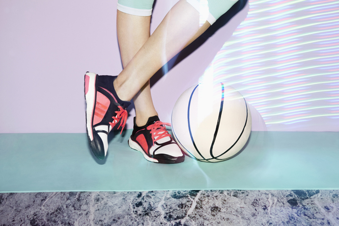 Новый лукбук adidas by Stella McCartney (фото 1)