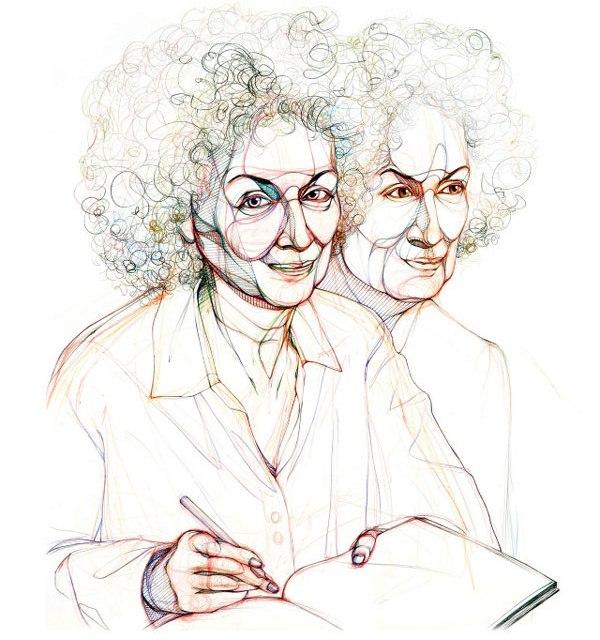 Знаменитые писатели за работой (фото 3)