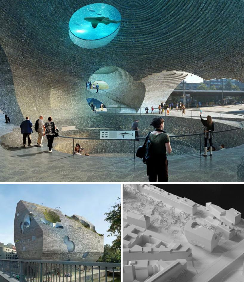 Buyoceanarium architecture thesis