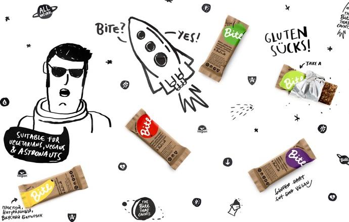 Bite: натуральные батончики BioFoodLab (фото 1)