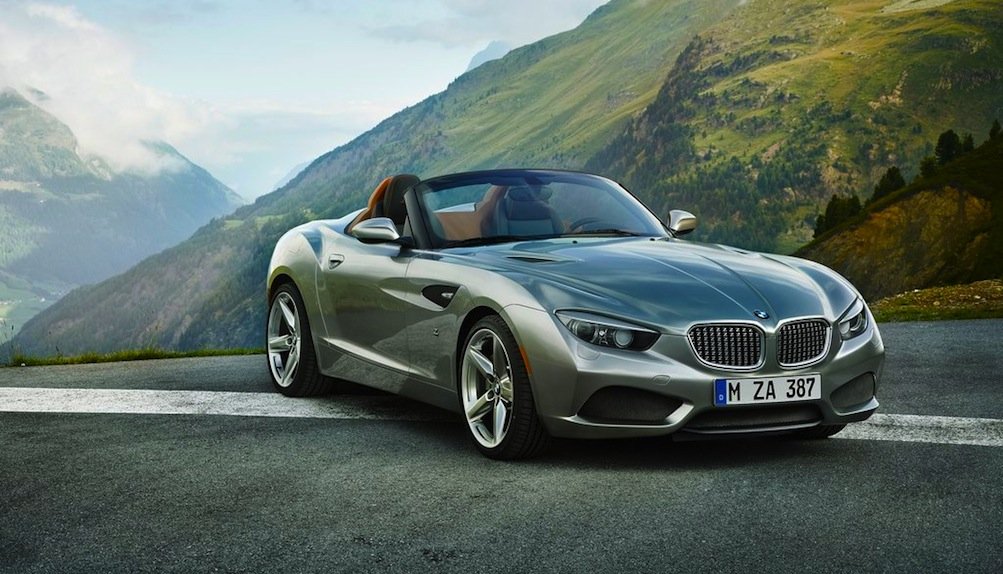 BMW Zagato Roadster (фото 1)