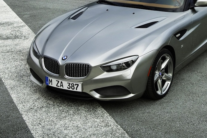 BMW Zagato Roadster (фото 6)