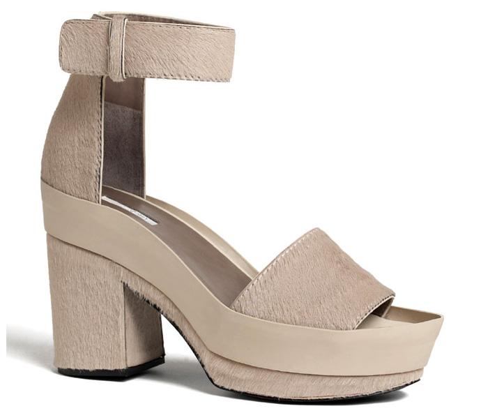 Бежевая обувь на осень.  Мода.  Подборки.