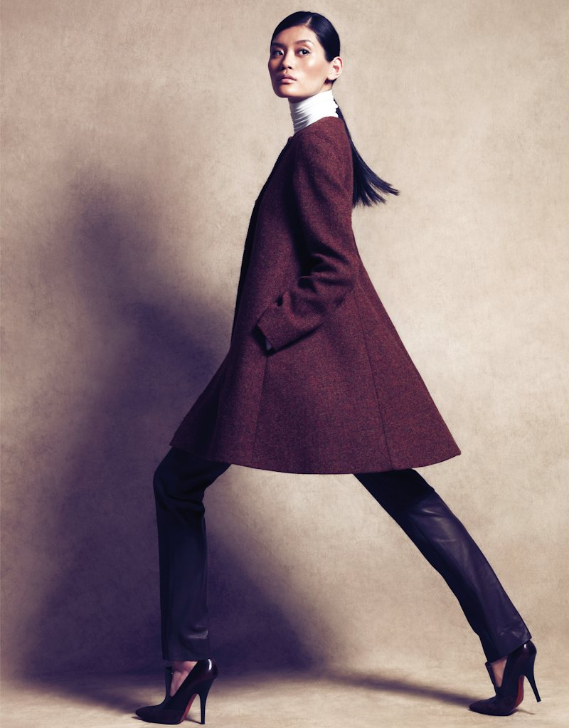 Vogue China in association with Celine (фото 9)