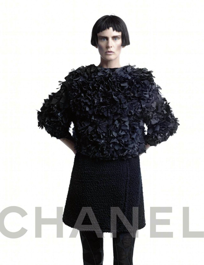 Preview рекламной кампании Chanel
