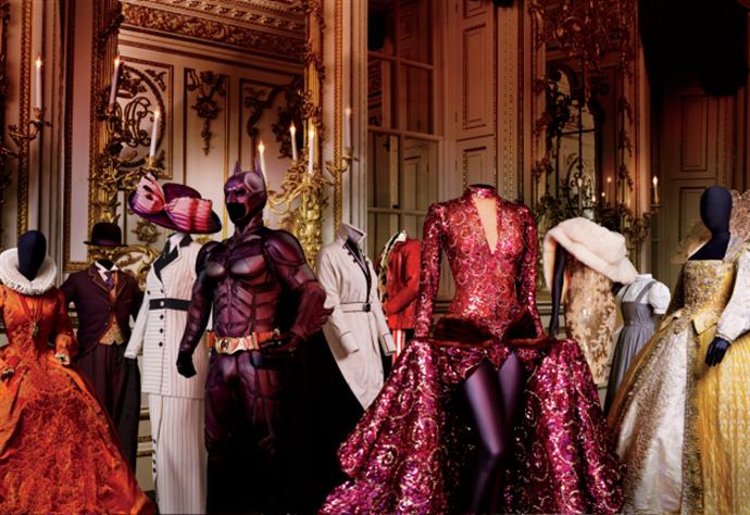 выставки костюма в музеях