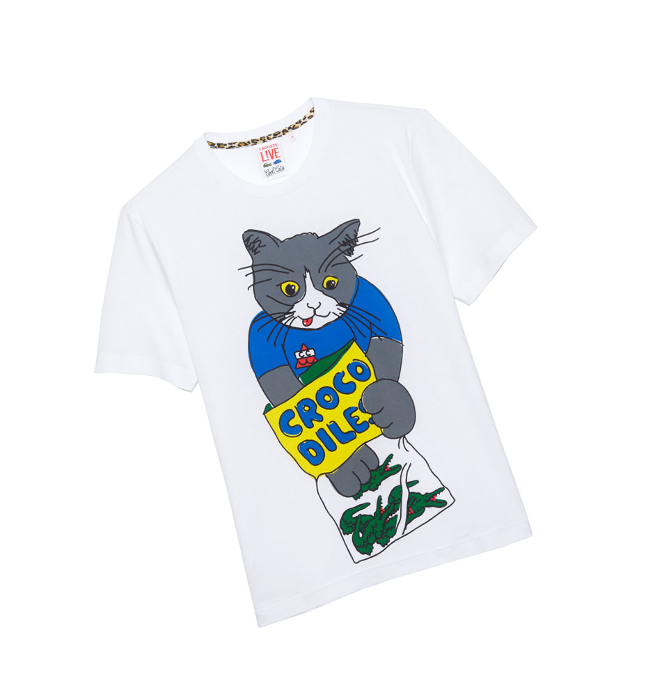 Cool Cats for Lacoste L!VE