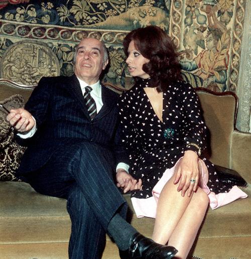 Культовые пары: Софи Лорен и Карло Понти (фото 19)