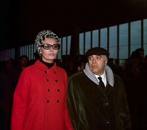 Культовые пары: Софи Лорен и Карло Понти (фото 15)