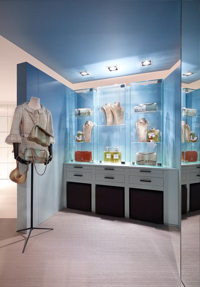 Pop-up-бутик Chanel в Куршевеле (фото 5)