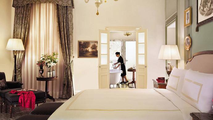 Самый красивый отель мира (фото 32)