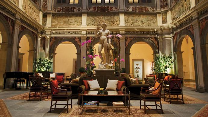 Самый красивый отель мира (фото 5)