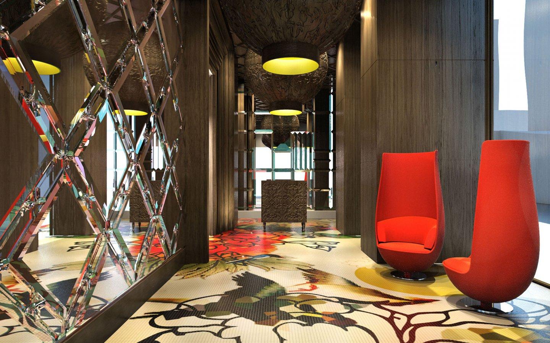 Новый отель Mira Moon в Гонконге (фото 4)