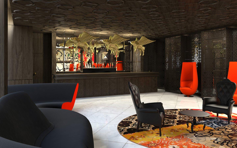 Новый отель Mira Moon в Гонконге (фото 1)