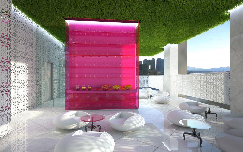 Новый отель Mira Moon в Гонконге (фото 5)