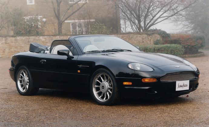 Aston Martin отмечает 100-летие бренда (фото 9)