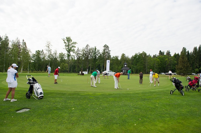 BMW Golf Cup International 2012 (фото 6)