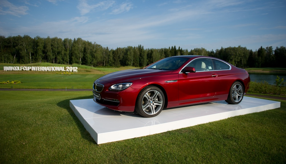 BMW Golf Cup International 2012 (фото 1)