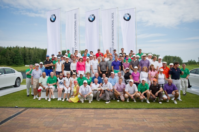 BMW Golf Cup International 2012 (фото 7)