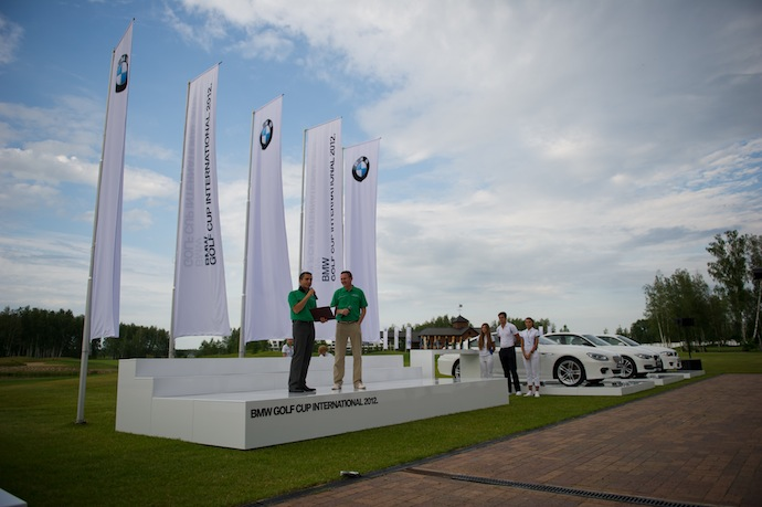 BMW Golf Cup International 2012 (фото 9)