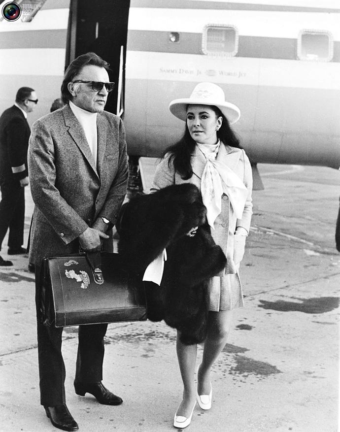 Культовые пары: Элизабет Тейлор и Ричард Бартон (фото 16)