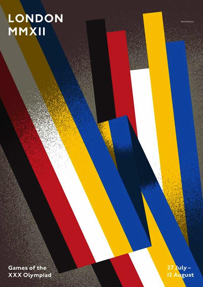 Интересные постеры к Олимпиаде 2012 (фото 2)