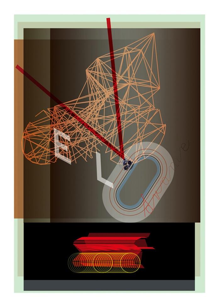 Интересные постеры к Олимпиаде 2012 (фото 3)