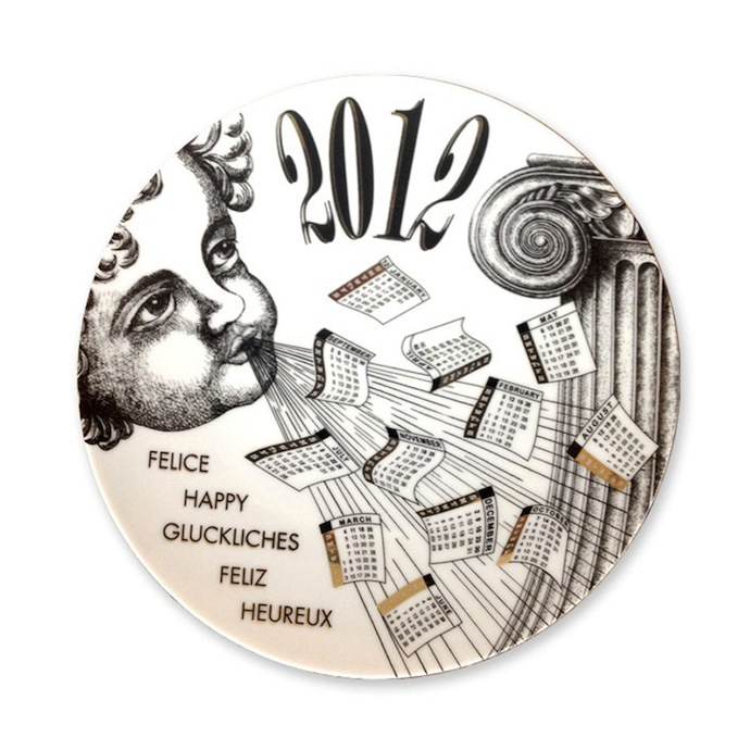 Тарелка-календарь Fornasetti (фото 5)