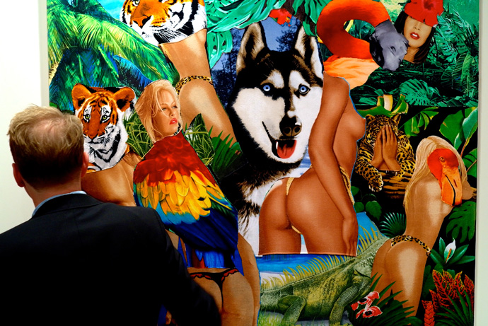 Герман Ларкин о ярмарке Art Basel Miami (фото 18)