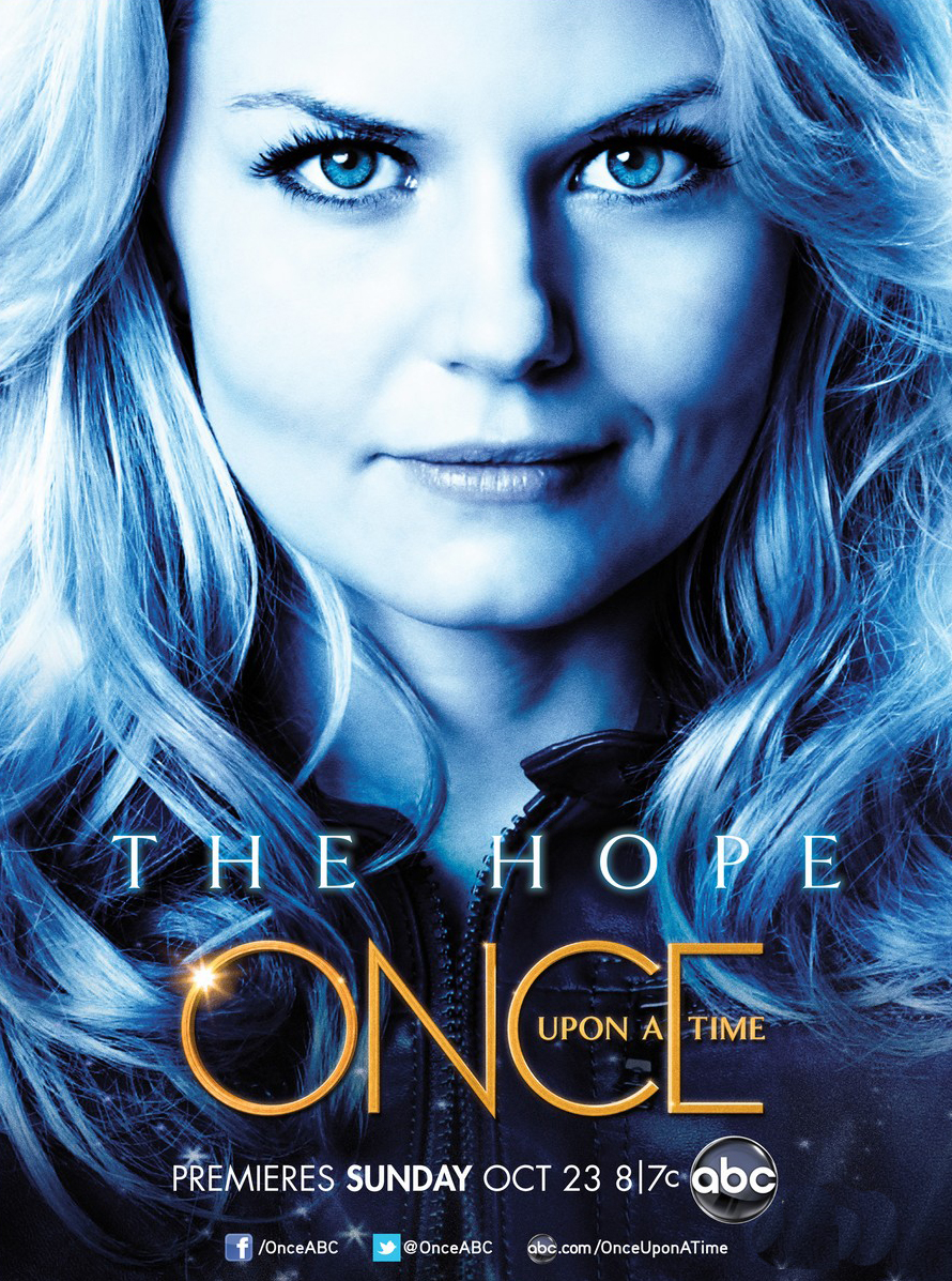 Постеры Once Upon a Time