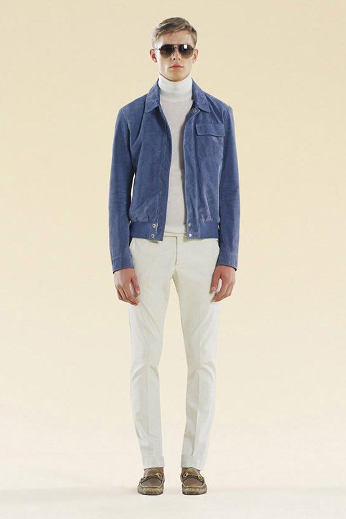 Лукбук новой мужской коллекции Gucci (фото 1)