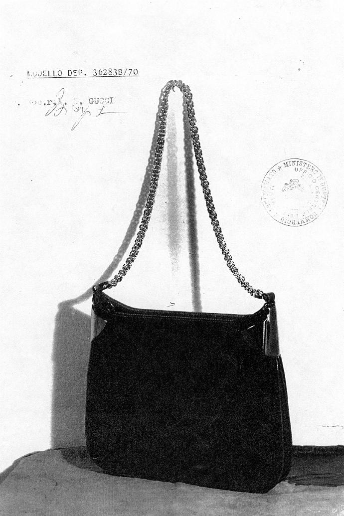 Новая сумка Gucci 1970.  Мода.  Новости.