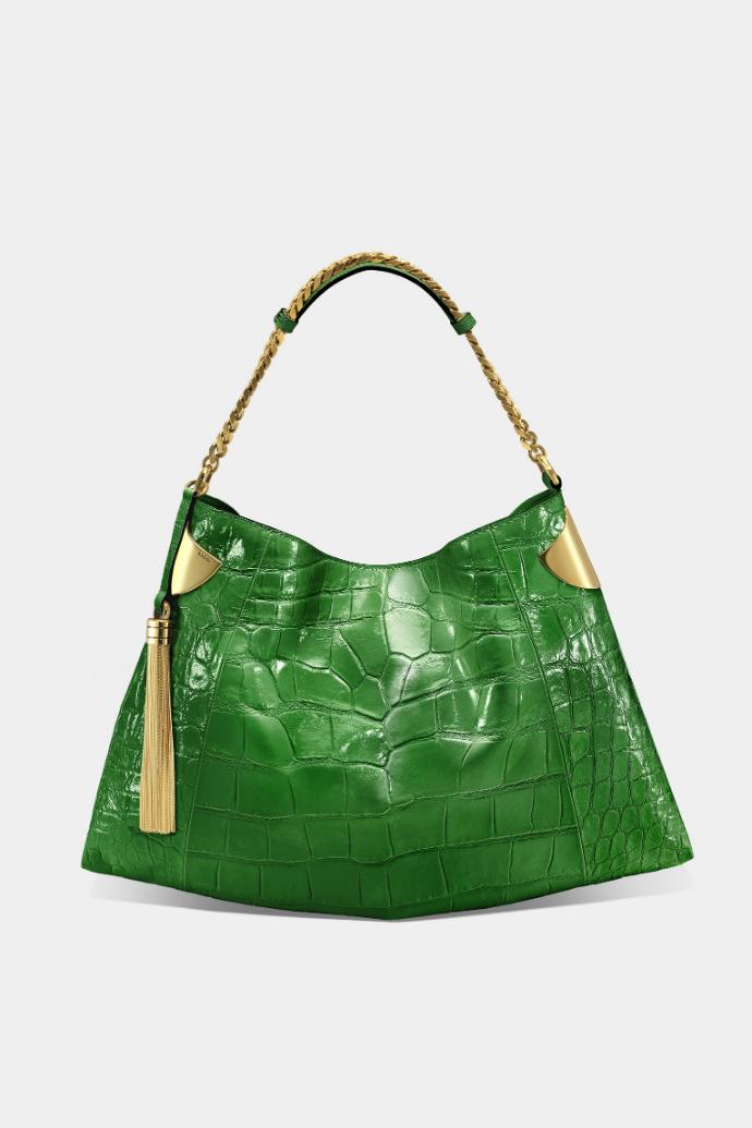 ...нового сезона вместе с весенне-летней коллекцией Gucci в продажу поступит и новая модель сумок - Gucci 1970.