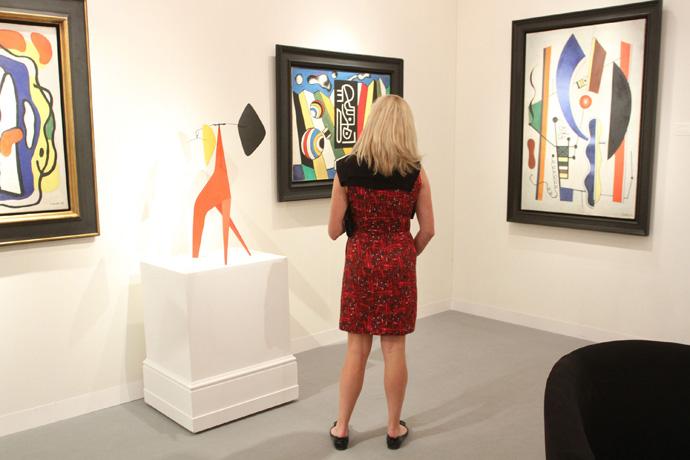 Герман Ларкин о ярмарке Art Basel Miami (фото 14)