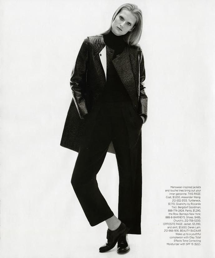 Тони Гаррн для Harper's Bazaar USA (фото 4)
